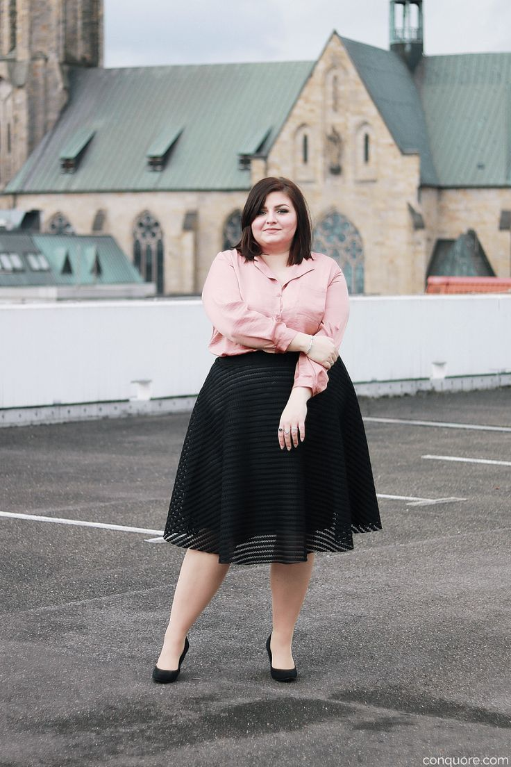 German Curves: Date Night Look ohne rot | Modestil, Mode große größen, Plus size kleidung