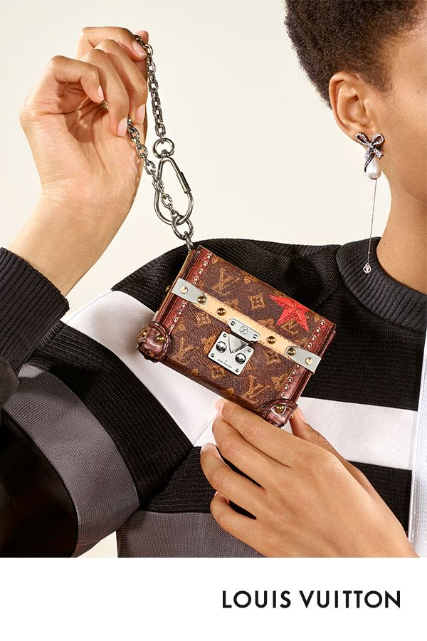 Louis Vuitton Women S Fall Winter 2018 Collection By Nicolas