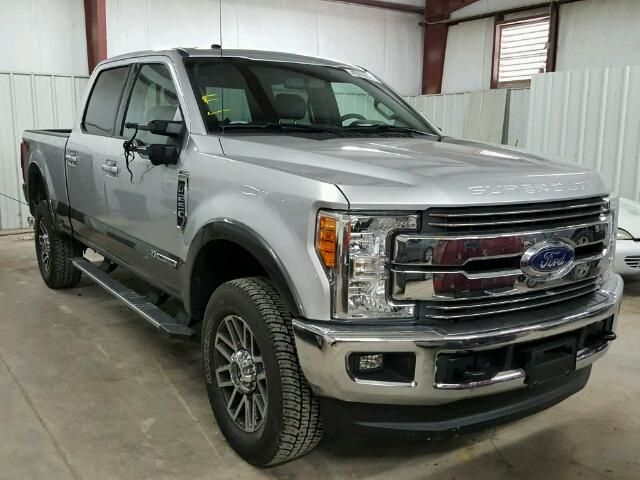 Salvage 2017 Ford F250 Fx4