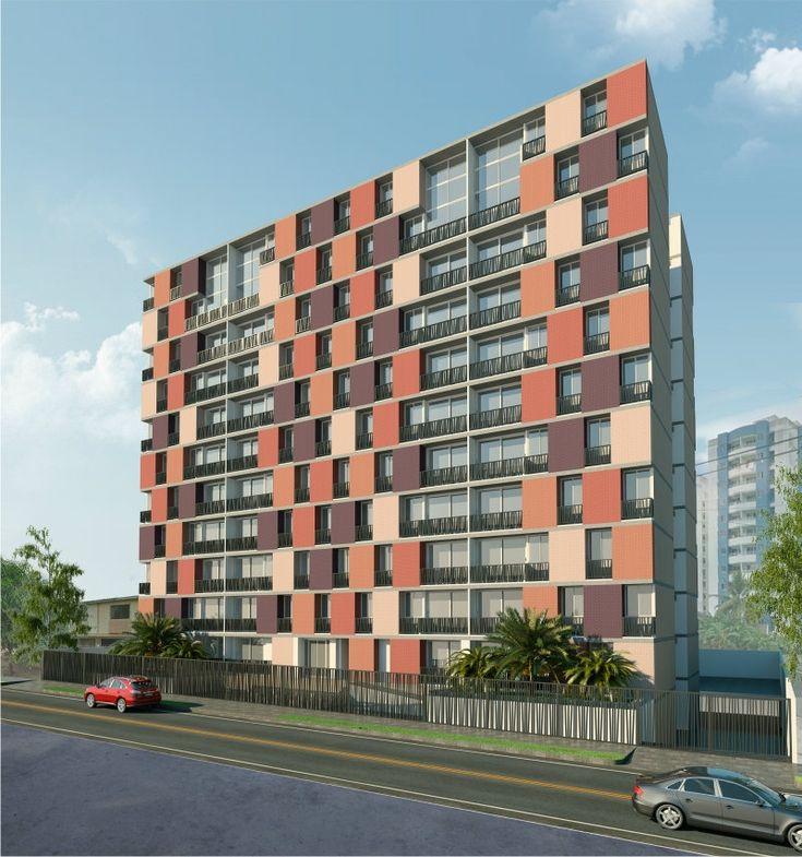 Edificio COROZO - Barranquilla, Colombia.