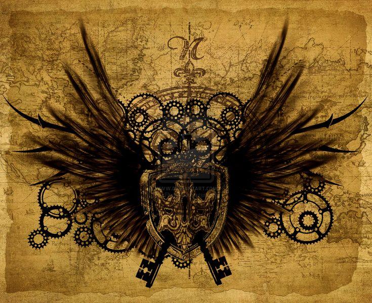 punk skull hd screenshot - photo #33