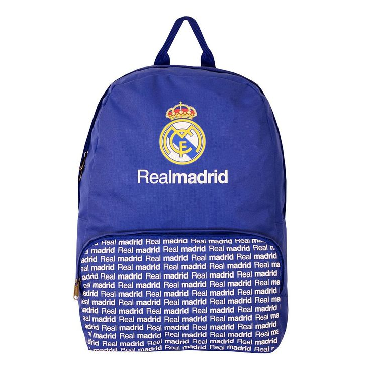 Real Madrid CF Club Backpack, Multicolor