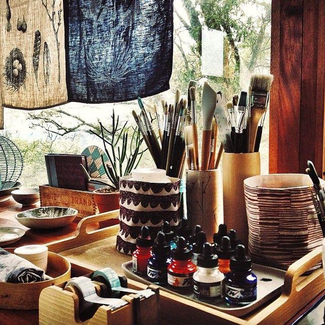 Tools of the Trade - Geninnes Art Blog
