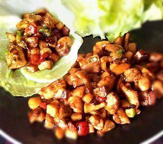 PF Chang Lettuce Wraps