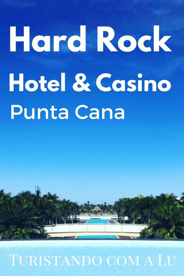 Hard Rock Hotel em Punta Cana - República Dominicana. Um paraíso no Caribe.