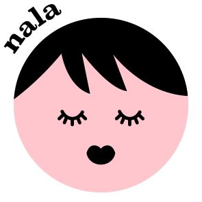 www.nonastiesmakeup.com.au  Meet Nala, one of our gorgeous 9 peeps!   All natural Pretty Play Makeup, Fun Face Paint and Happy Hair Chalk.   Australian made and owned.