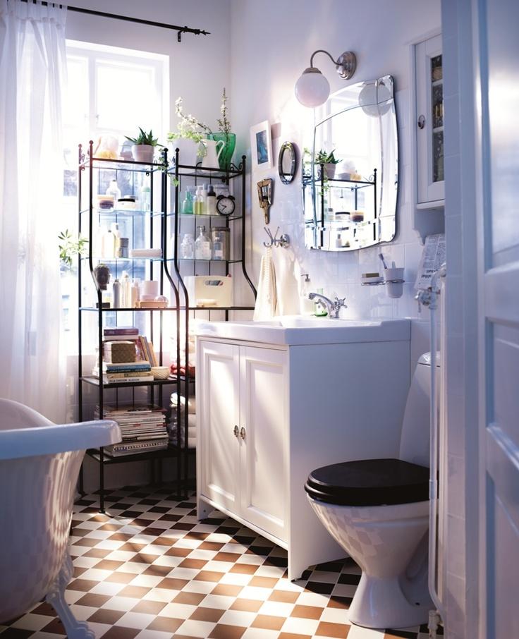 51 Best Düzenli Banyolar Images On Pinterest  Bathroom Bathroom Endearing Bathroom Design Ikea Review