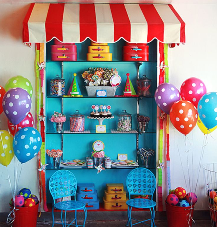 Shop Decor: 25+ Best Ideas About Candy Store Display On Pinterest