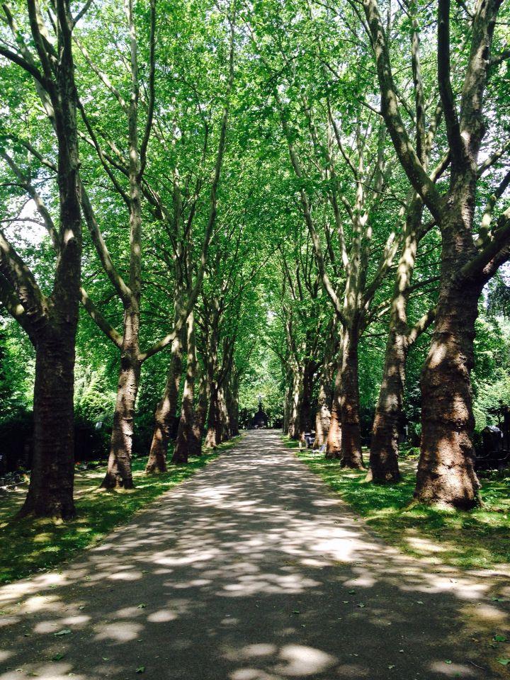 Was Père Lachaise für Paris, ist der #Friedhof #Melaten für #Köln - ein wunderbarer Park für die Ewigkeit...
