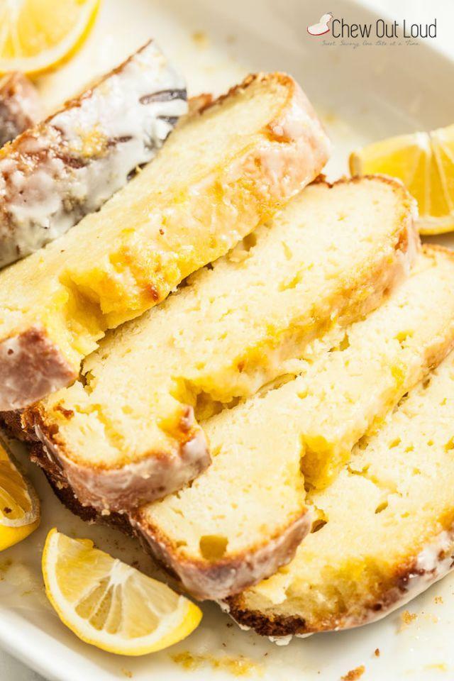 バターの代わりはオリーブオイルヘルシーなレモンケーキのレシピ