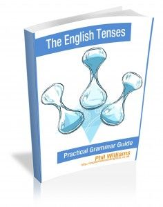 The English Tenses: Practical Grammar Guide - English Lessons in Brighton