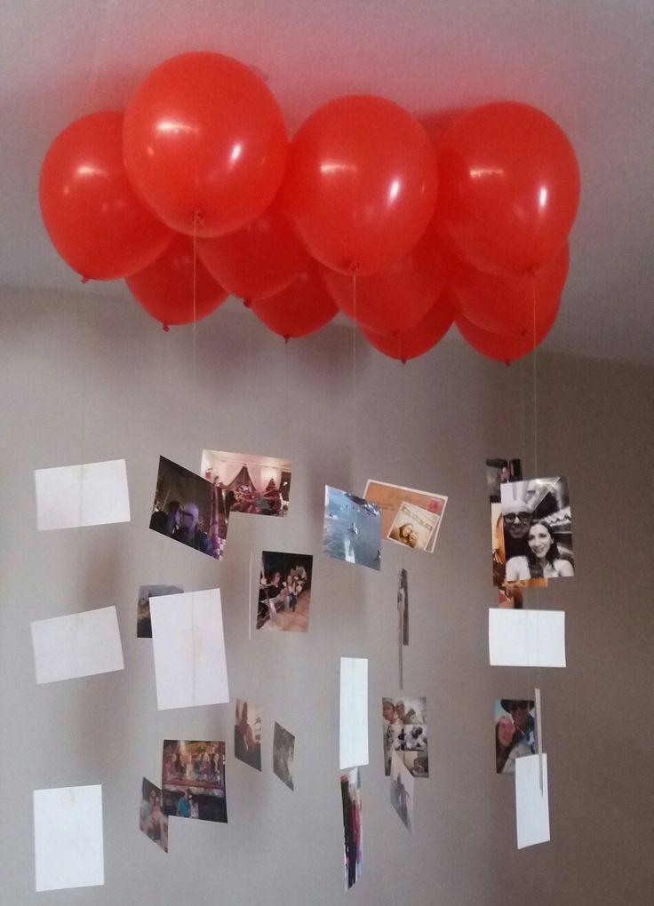 Galeria movil con las fotos de momentos importantes y divertidos en pareja...