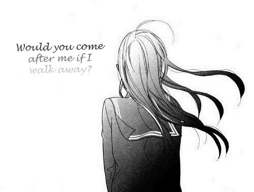 Saddest Anime Quotes. QuotesGram                                                                                                                                                                                 More