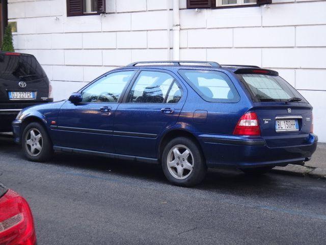 2001 Honda Civic Mpg >> Honda Civic Aerodeck Honda Civic Aerodeck 1 6 Vtec Honda