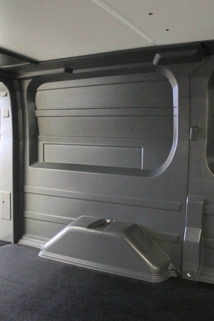 Bodyguard Van Liners — Ford Transit Low Roof (WB 130