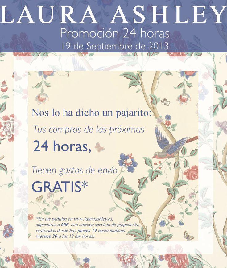 Promoción de envío gratis 60€