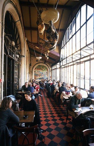 Café la flèche d'or, 102 Bis Rue Bagnolet, Paris XX