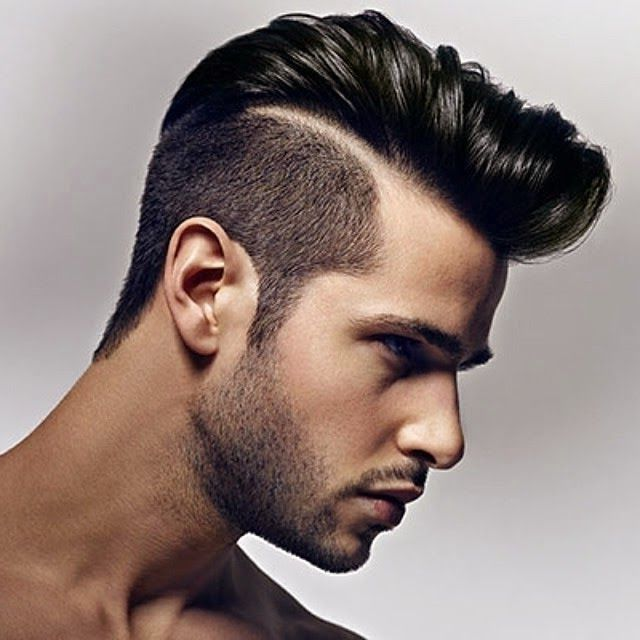 Men Hair Fashion Trends 2015 2016 Beard Amp Short Sides
