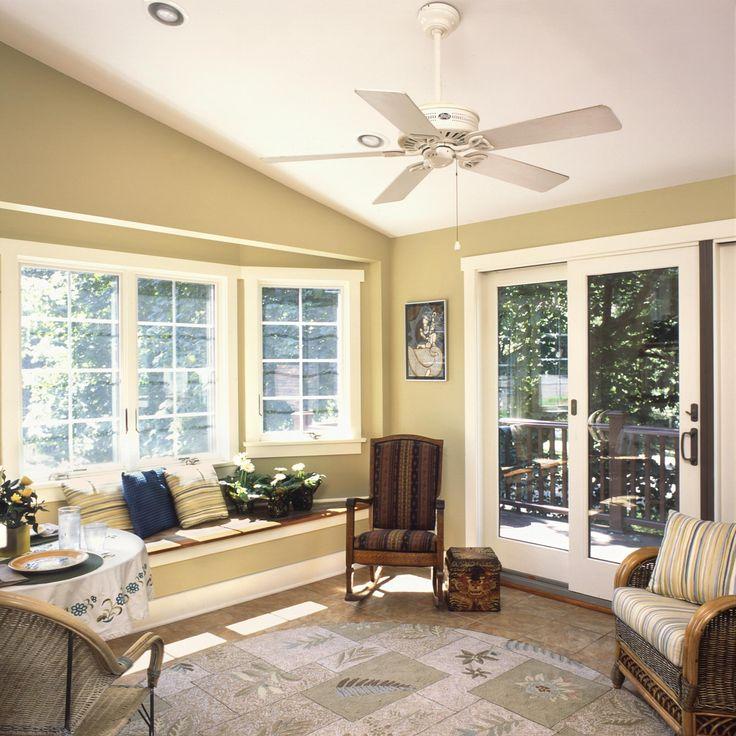 Sunroom Window Ideas: 7 Best Library/sunroom Ideas Images On Pinterest