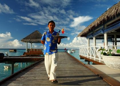 Catering to your every culinary desire at Centara Grand Island, Maldives