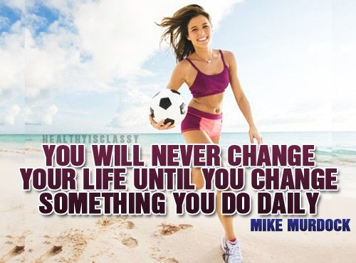www.oneinsanebody.com: Changing Is Good, Fit Workout, Workout Exerci, Exerci Workout, Quote, Workout Motivation, Fit Inspiration, Weights Loss, Fit Motivation