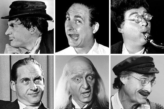 Sid Caesar, Comedian of Comedians From TV's Early Days, Dies at 91  (September 8, 1922 – February 12, 2014)