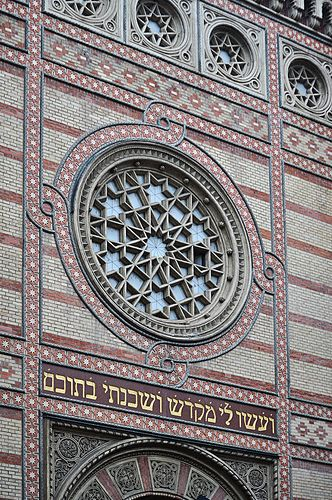 Dohany Street Synagogue Budapest -  The largest Synagogue in Europe - Hungary