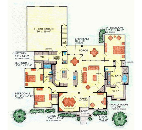 11 best home plans images on pinterest modular home for What is wic in a floor plan