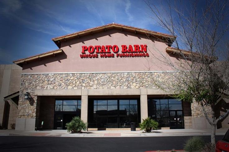 Potato Barn 4900 S Power Rd Gilbert Az Off Power Ray
