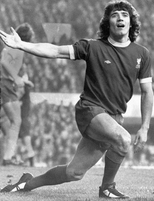 Kevin Keegan, his short shorts and bubble perm #70sfootball