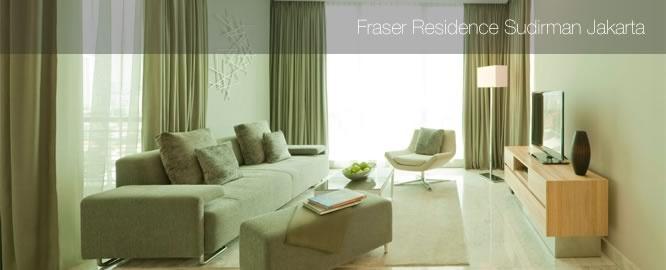 Fraser Residence Sudirman Jakarta: Jakarta Hotel And Jakarta Apartment   Facilities & Services