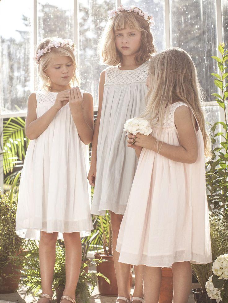 Pudriges Kleid: Festliche Mode von Cyrillus in pastellrosa ...