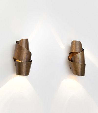 Sconces wall light by Ralph Pucci