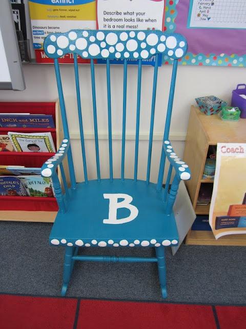 rocking chair | Polka Dots | Pinterest | Rocking chairs ...