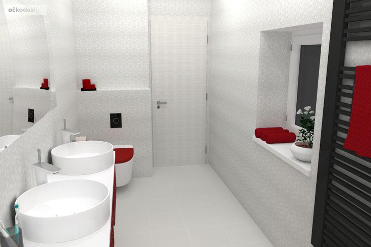 malá ale útulná koupelna