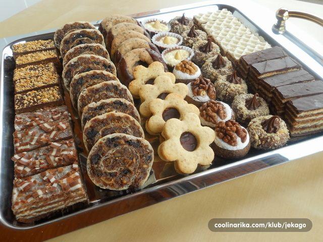 Slavski kolači - grupna slika ;)) — Coolinarika