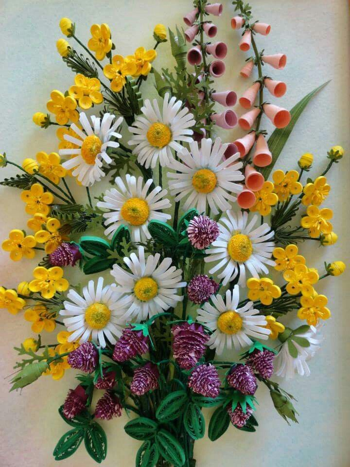 Flores filigrana
