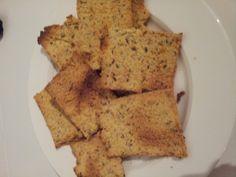 Maak je eigen crackers (glutenvrij, suikervrij, zuivelvrij)