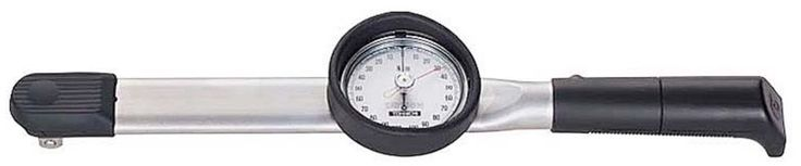 Tohnichi 2800DB3-S DB Dial Indicating Torque Wrench, 300-2800 kgf/cm Range #Tohnichi