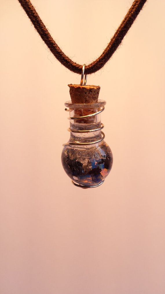 Check out this item in my Etsy shop https://www.etsy.com/listing/270482906/mystic-potion-midnight-sky-sky-pendant