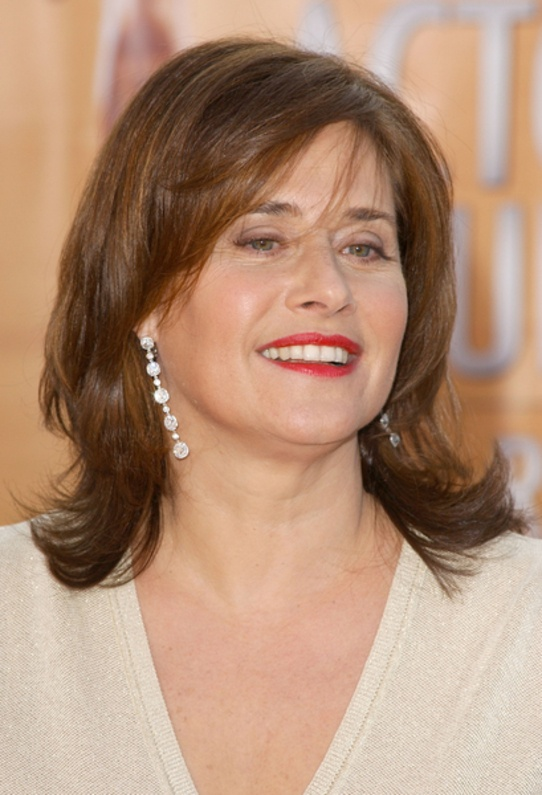 Lorraine Bracco - American actress. She is best known for her roles as Dr. Jennifer Melfi on the HBO series The Sopranos and as Karen Hill in the 1990 Martin Scorsese film Goodfellas