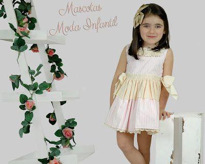 La Marquesita Real #LaMarquesitaReal #modainfantil #primaveraverano2016
