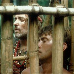 """Dennis Hopper (a sinistra) e Martin Sheen in """"Apocalypse Now"""" (AFP Photo)"""