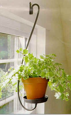 Hanging Plant Stand Indoor Woodworking Projects Plans