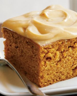 Choose a butternut, buttercup or Hubbard squash for this flavourful roasted squash cake. What a unique and tasty dessert! Photo by Jodi Pudge.