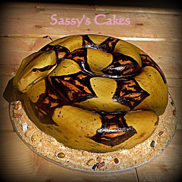 25 best ideas about snake cakes on pinterest snake