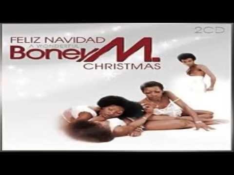 Canción Boney M - Feliz Navidad