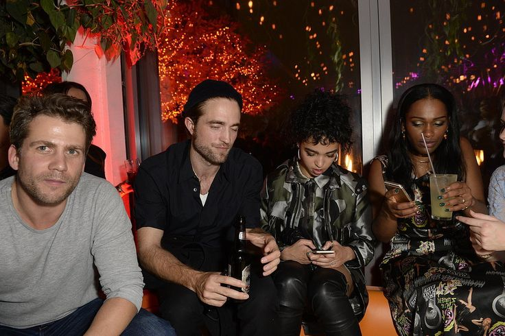 Celebrity Gossip, Entertainment News & Celebrity News | FKA Twigs and Robert Pattinson Could Not Possibly Look More in Love | POPSUGAR Celebrity