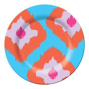 """Kat Plate 11"""" Set Of 2, $19, now featured on Fab."""