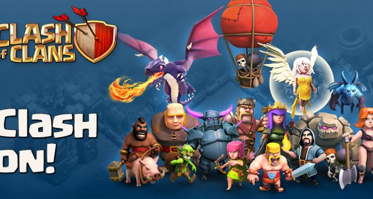 https://www.flickr.com/photos/62119032@N08/19111413882: watch how you attack in clash of clans with dragons.